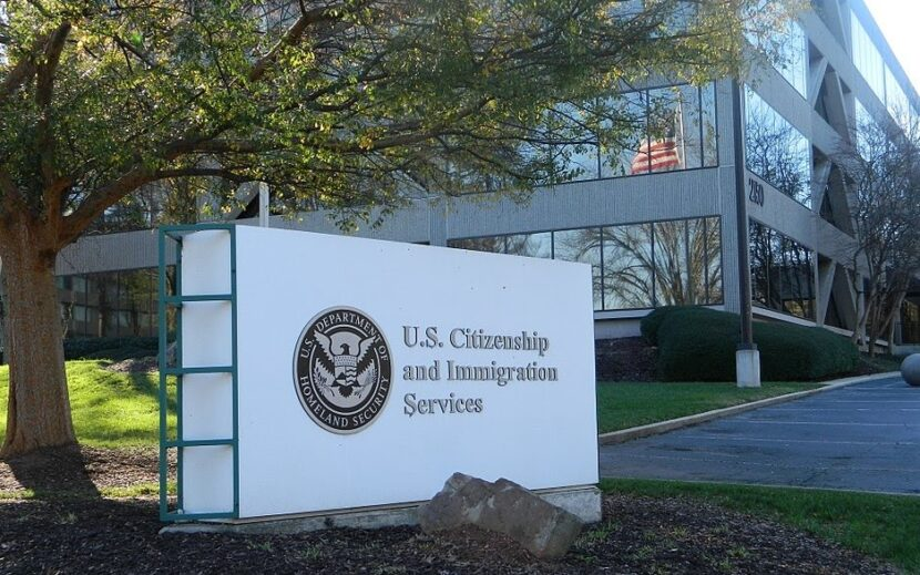 US Citizenship and Immigration Services Building